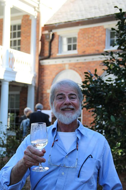 Donald - Margaret Maron Being Inducted Into The North Carolina Literary Hall Of Fame - 2016