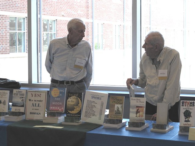 Jack Pyle And Taylor Reese - High Country Festival Of The Book 2013