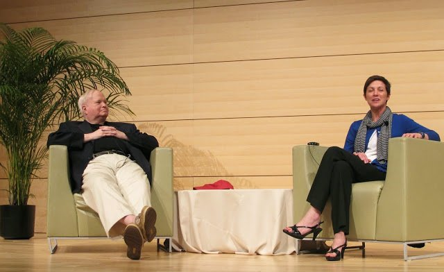 Pat Conroy And Catherine Seltzer - Understanding Pat Conroy Event Columbia SC - 2015a
