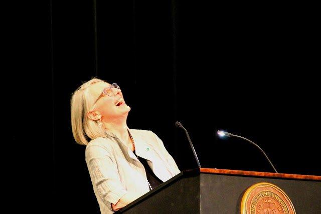 Louise Laughing