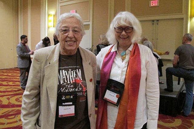 Me And Doris Ann Norris, Malice Domestic, 2013