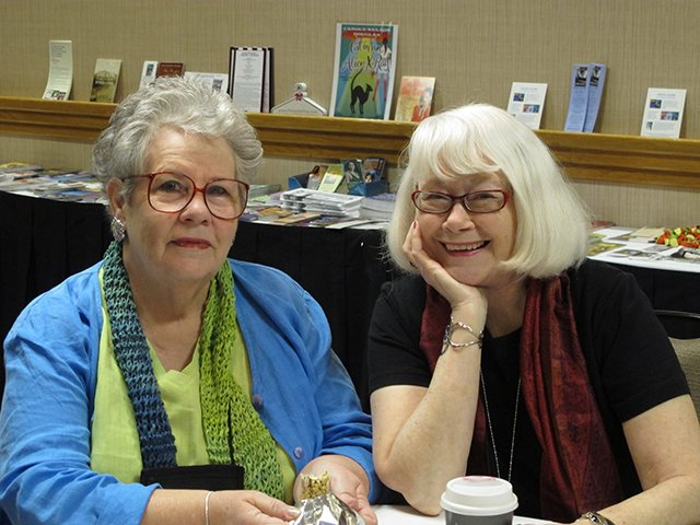 Me With Molly Weston, Malice Domestic 2013