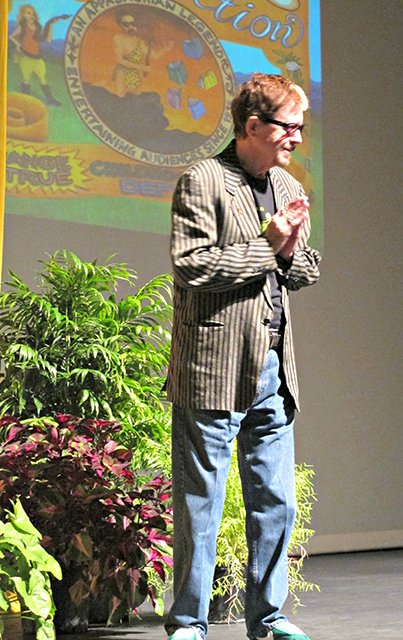 Talk By Tom Robbins Appalachian State University Boone NC - 2018