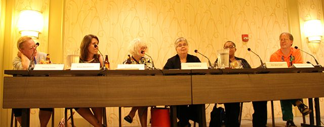 Bouchercon New Orleans 2016 Panel