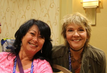 Em Bronstein And Patricia Smiley - Bouchercon New Orleans 2016