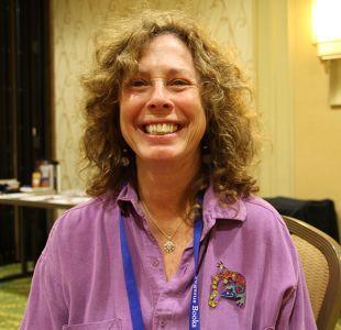 Janet Rudolph - Bouchercon New Orleans 2016