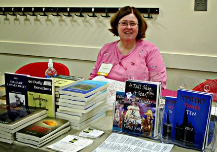 Paula Benson - High Country Festival Of The Book 2014