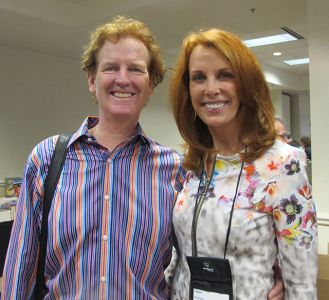 Twist Phelan And Friend - Raleigh Bouchercon 2015