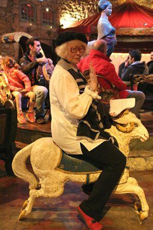 Me On A Carousel Ram