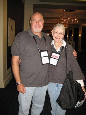 Me With Reed Farrel Coleman - Baltimore Bouchercon 2008